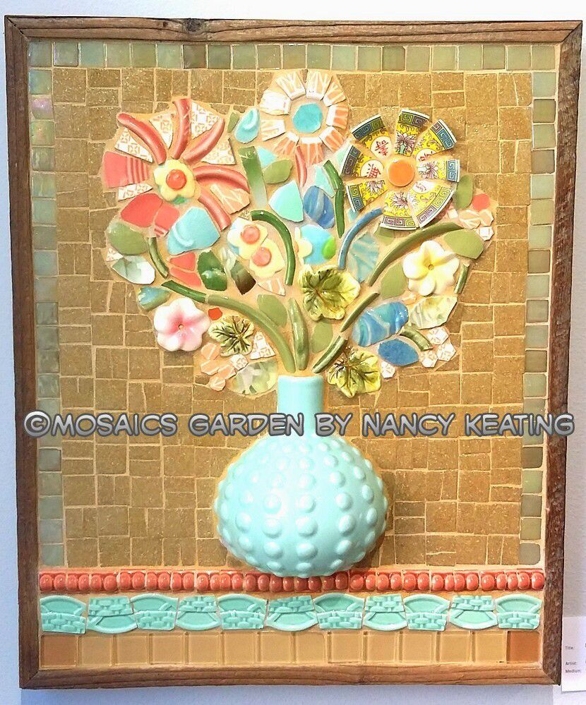 Modern How To Make Mosaic Wall Art Ensign - Wall Art Collections ...