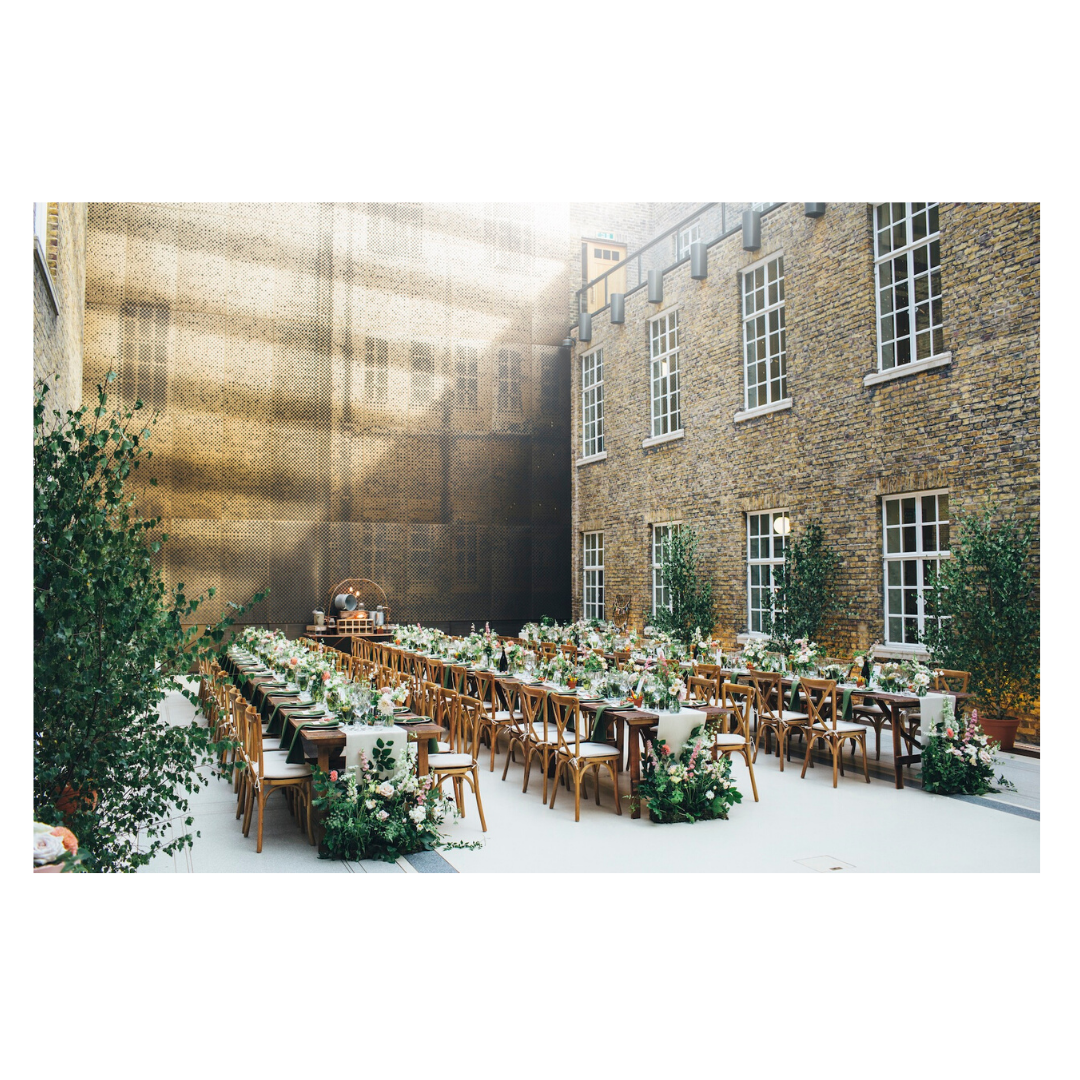 The Coolest East London Wedding Venues Hackney Venues in
