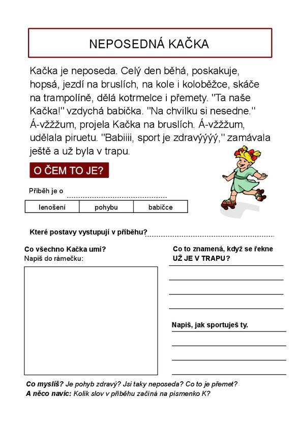 Cteni S Porozumenim Muze Byt Pro Nektere Deti Problem Soubor