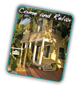 Our favorite Bed and Breakfast in Key West! Bed and