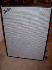 Vintage 1972 Fender Bassman Cab w/Original 2x15 speakers