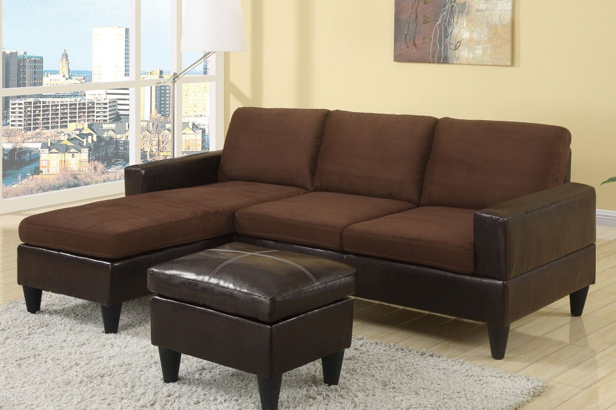 3pcs All In One Sectional Products Small Sectional