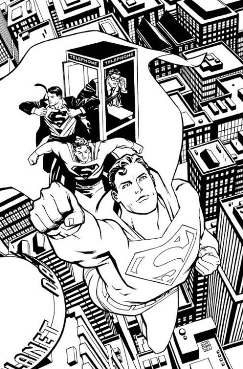 Superman by Cliff Chiang