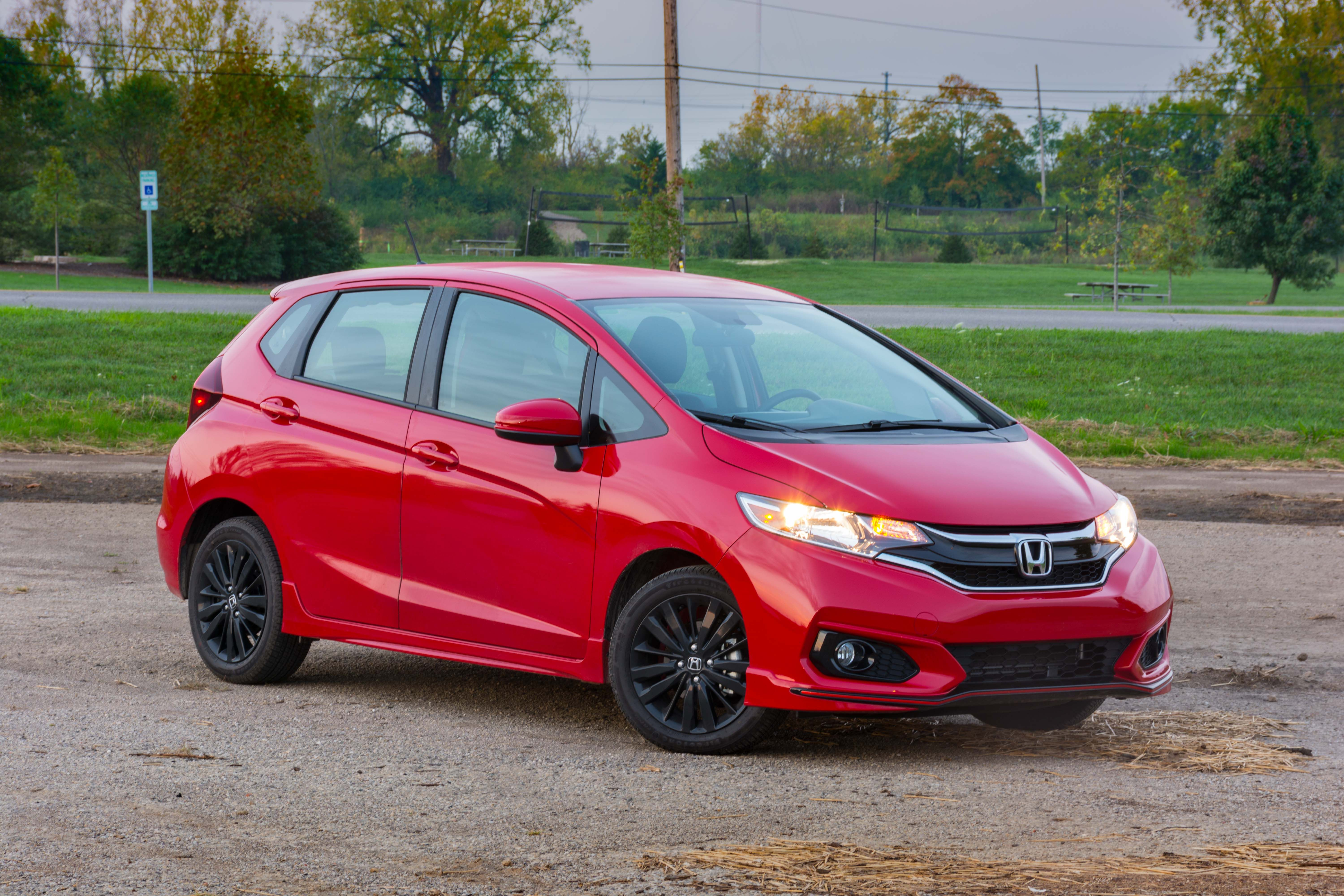 2018 Honda Fit Sport Review – Manuals, Saved - The Truth About Cars ...