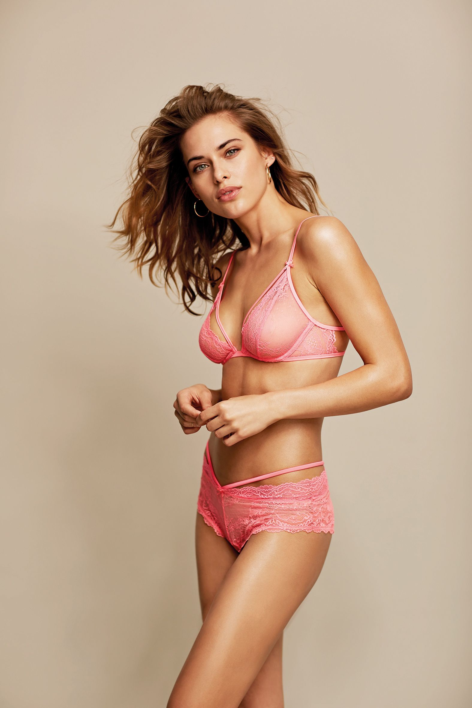 New Spring 15 collection #womensecret #Spring #lingerie #loungewear #sleepwear #pink #straps