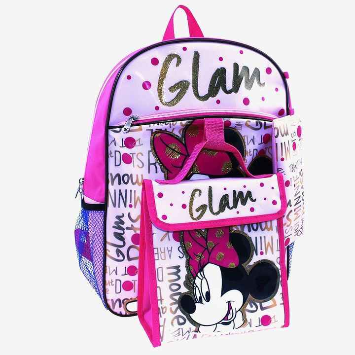 d81e97374c08 Sale price on backpack and lunch box-Disney s Minnie Mouse
