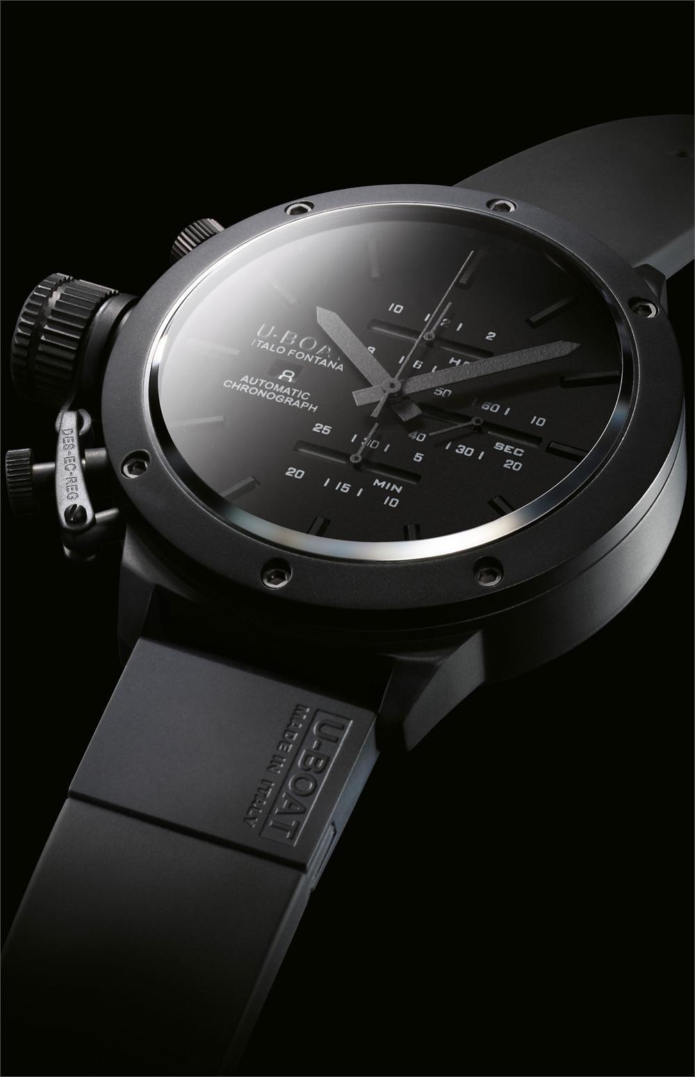 #U-Boat Classico 53 Titanium Limited Edition Automatic Chronograph