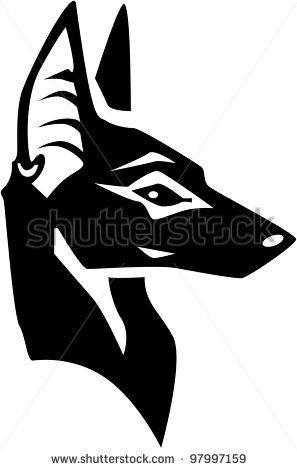 Anubis Symbol | Anubis Stock Photos, Images, & Pictures