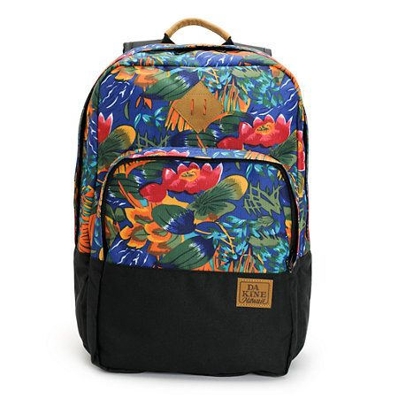 02ef83fe3865a The Dakine Capitol Higgins 23L backpack is perfect for short weekend or day  trips when you only need the essentials.