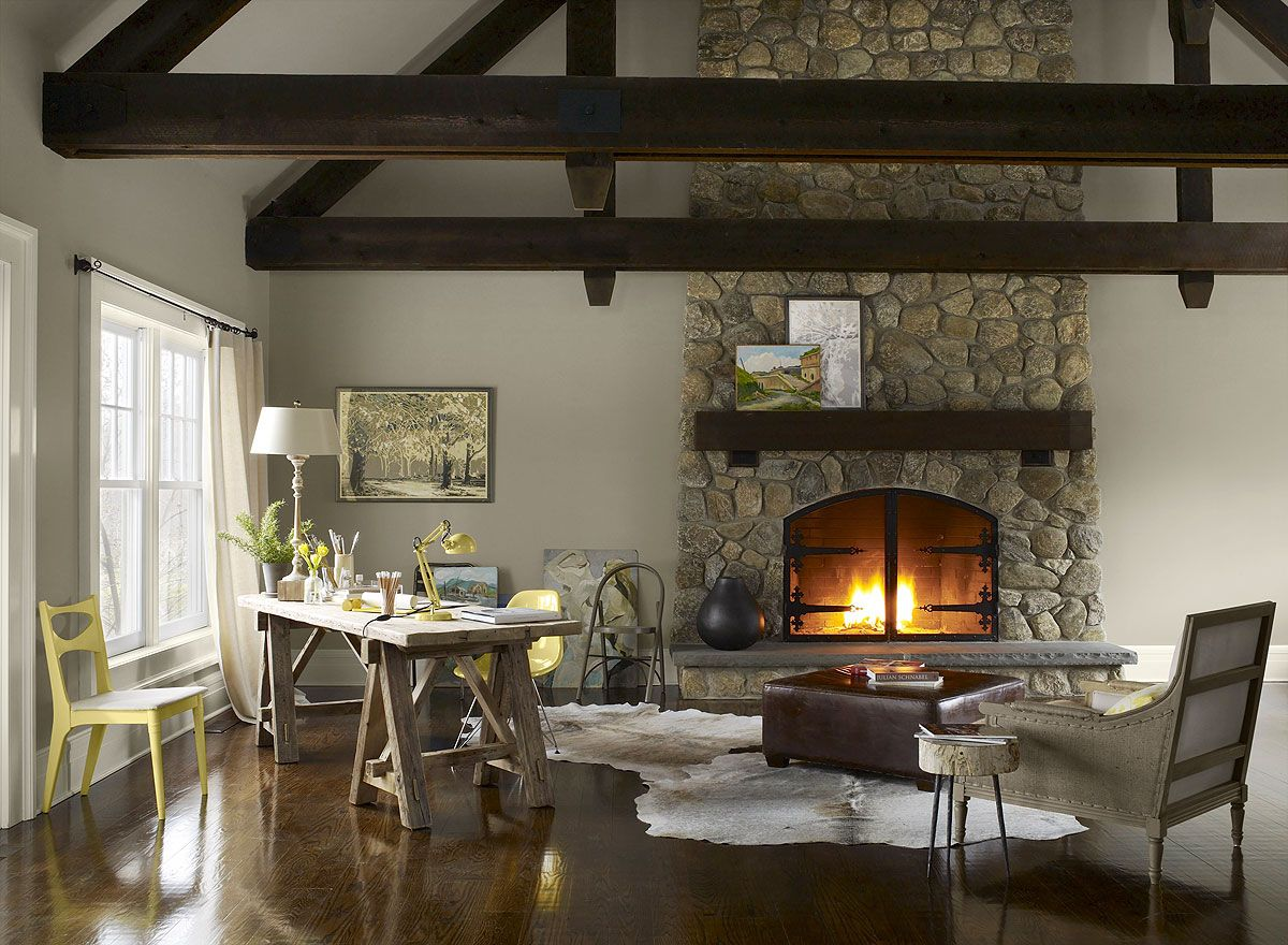 Living Room Color Ideas Inspiration Benjamin Moore Neutral Living Room Living Room Paint Paint Colors For Living Room #neutral #living #room #paint #ideas