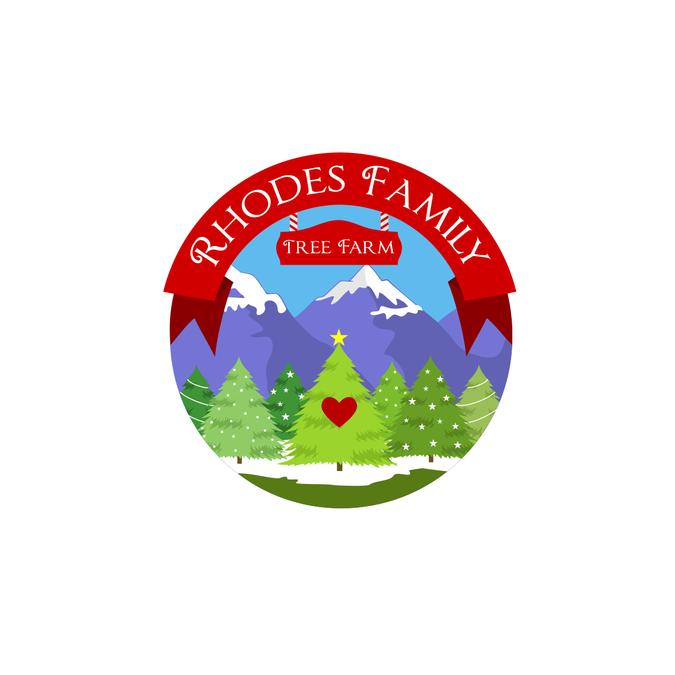 Logo Needed For New Family Christmas Tree Farm Located In California