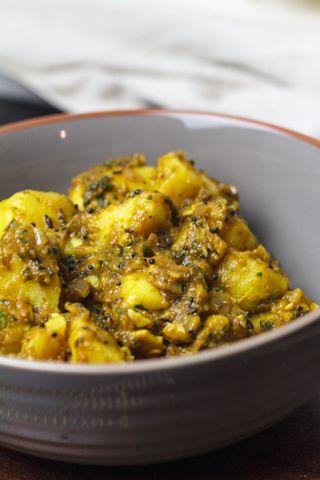 Anjums weltbeste Bombay-Kartoffeln › Foodina
