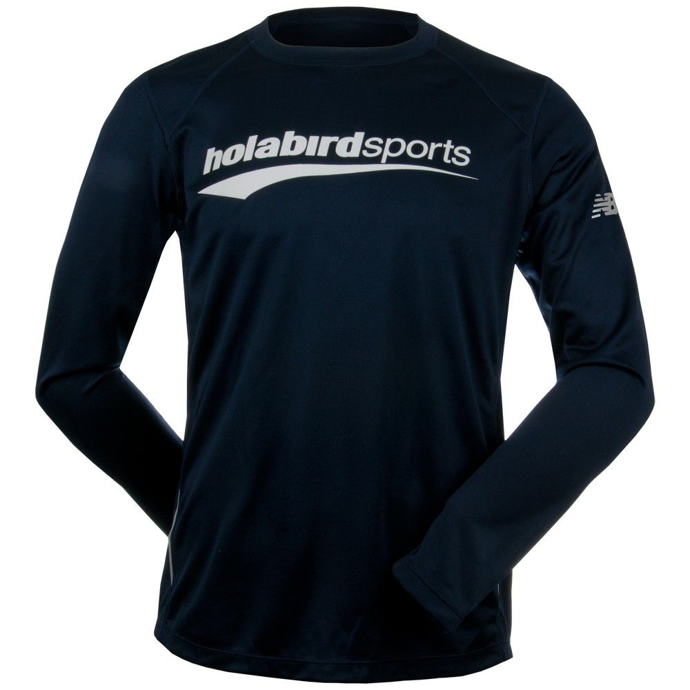 dc54ef56e702f New Balance Holabird Sports Long Sleeve Tech Tee Men's at holabirdsports.com