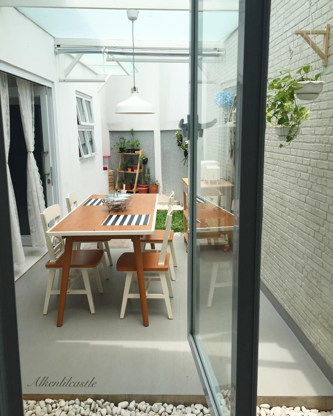 Model Ruang Makan Dan Dapur Minimalis