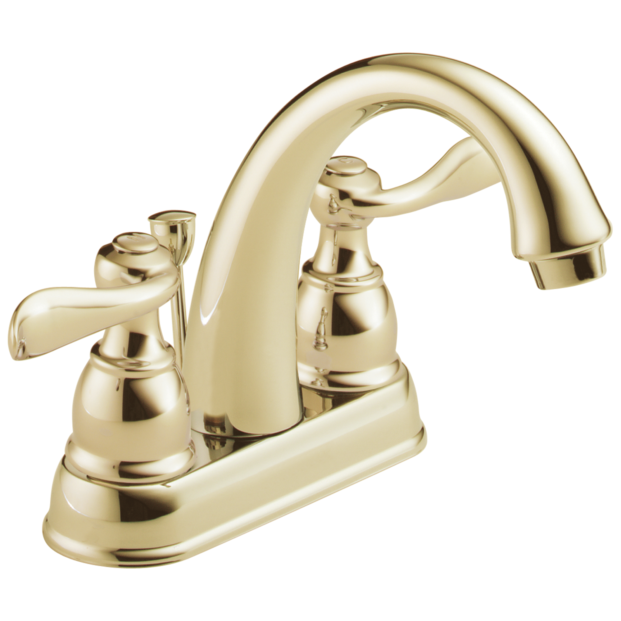 Delta Faucet B2596lf Pb Two Handle Centerset Bathroom Faucet
