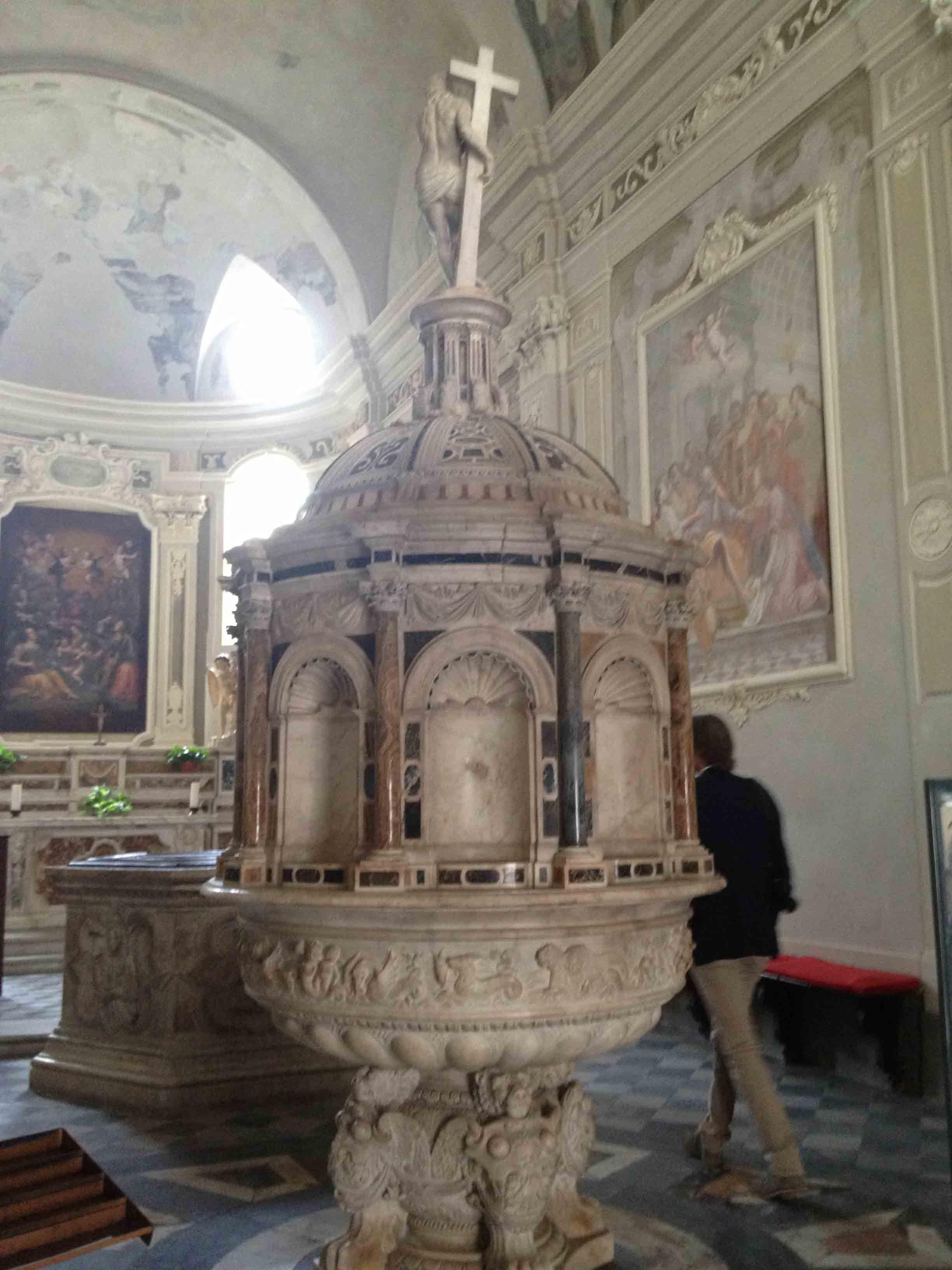 Battistero di Pietrasanta Viaggi, Toscana e Paesaggi
