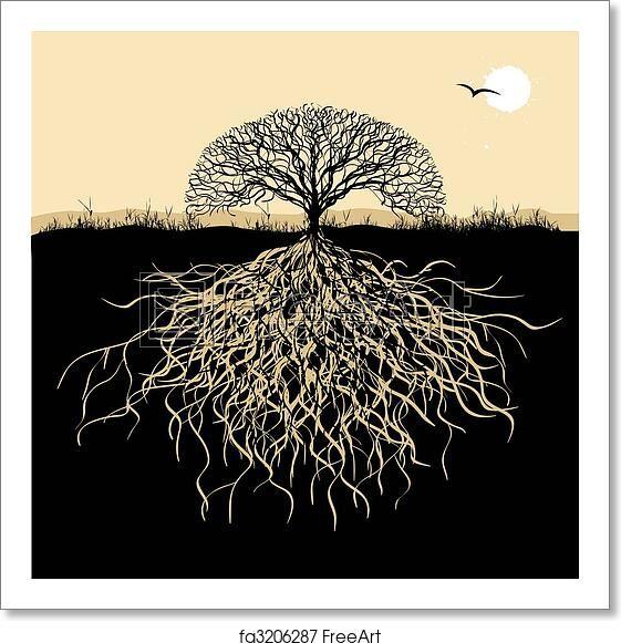 FreeArt   fa3206287 in 2020   Free art prints, Prophetic art, Tree art