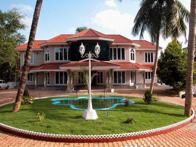 houses in kerala pazhookkara kerala future home beautiful rh pinterest com