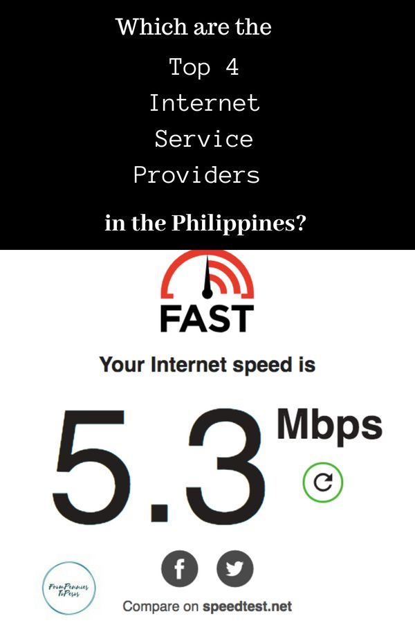 Best Internet In The Philippines