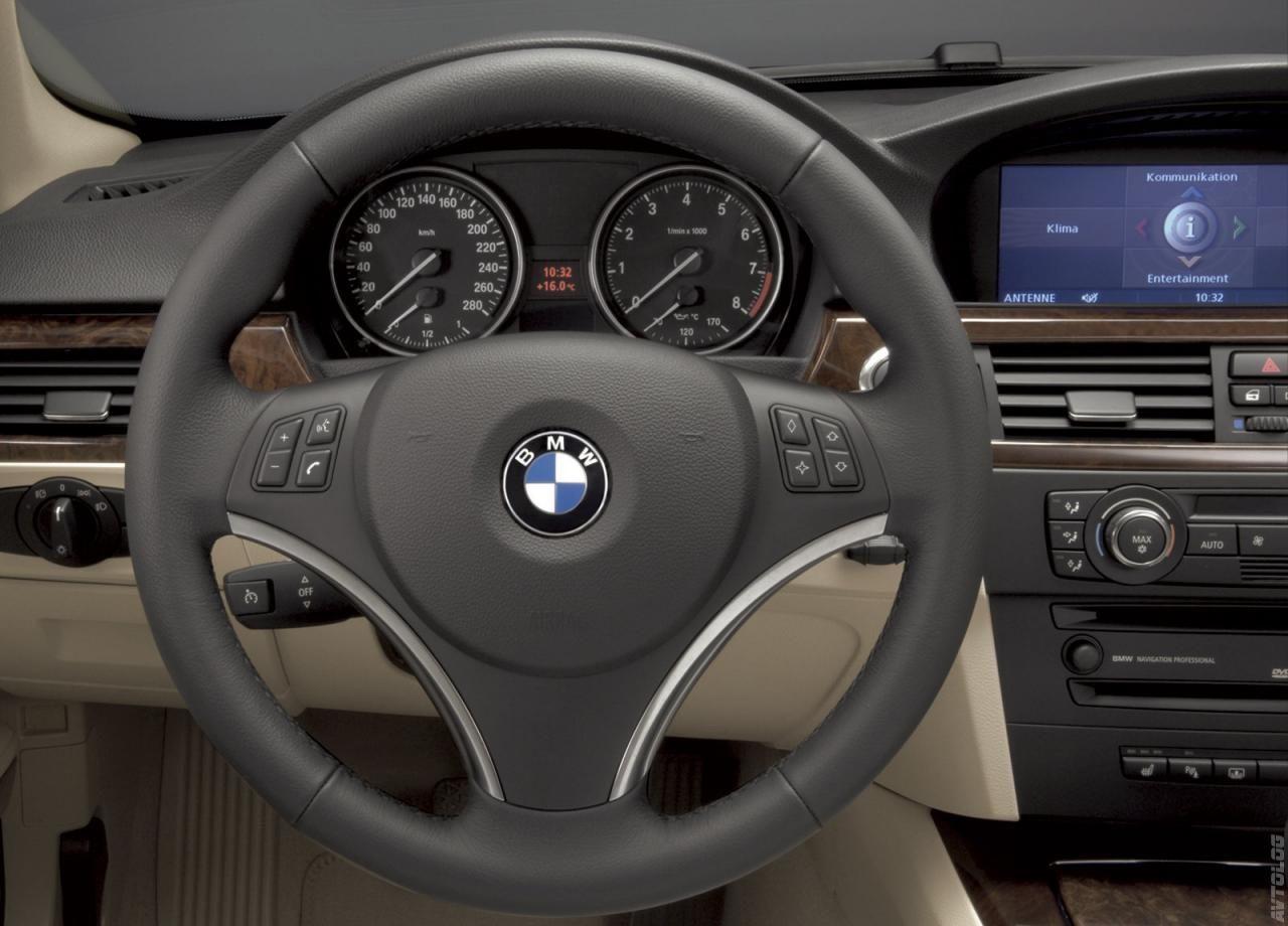 2007 BMW 335i Coupe Каталог