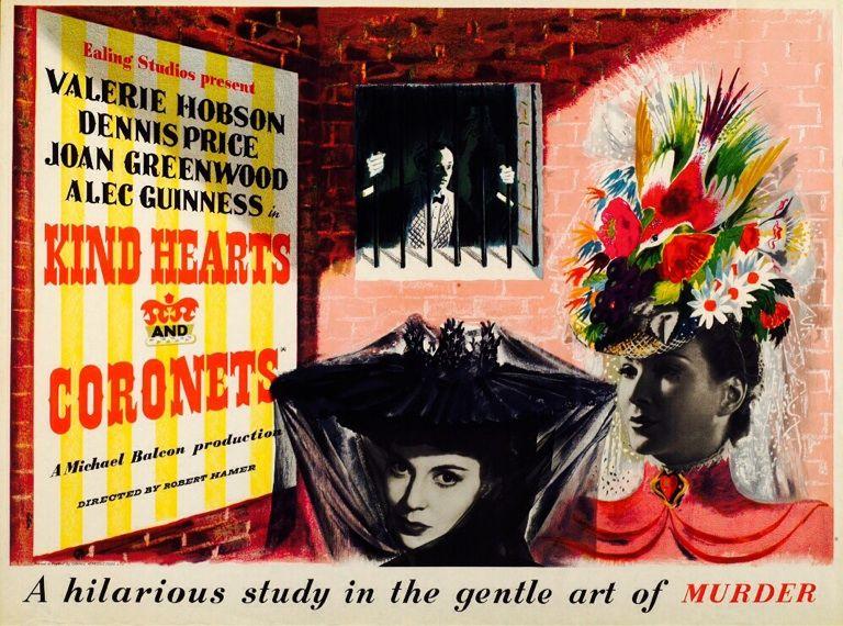 'Kind Hearts and Coronets' (1949) ...