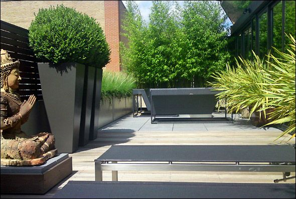 Contemporary Landscape Designers For Your Terrace Garden Modern Garden Design Minimalist Garden Garden Design