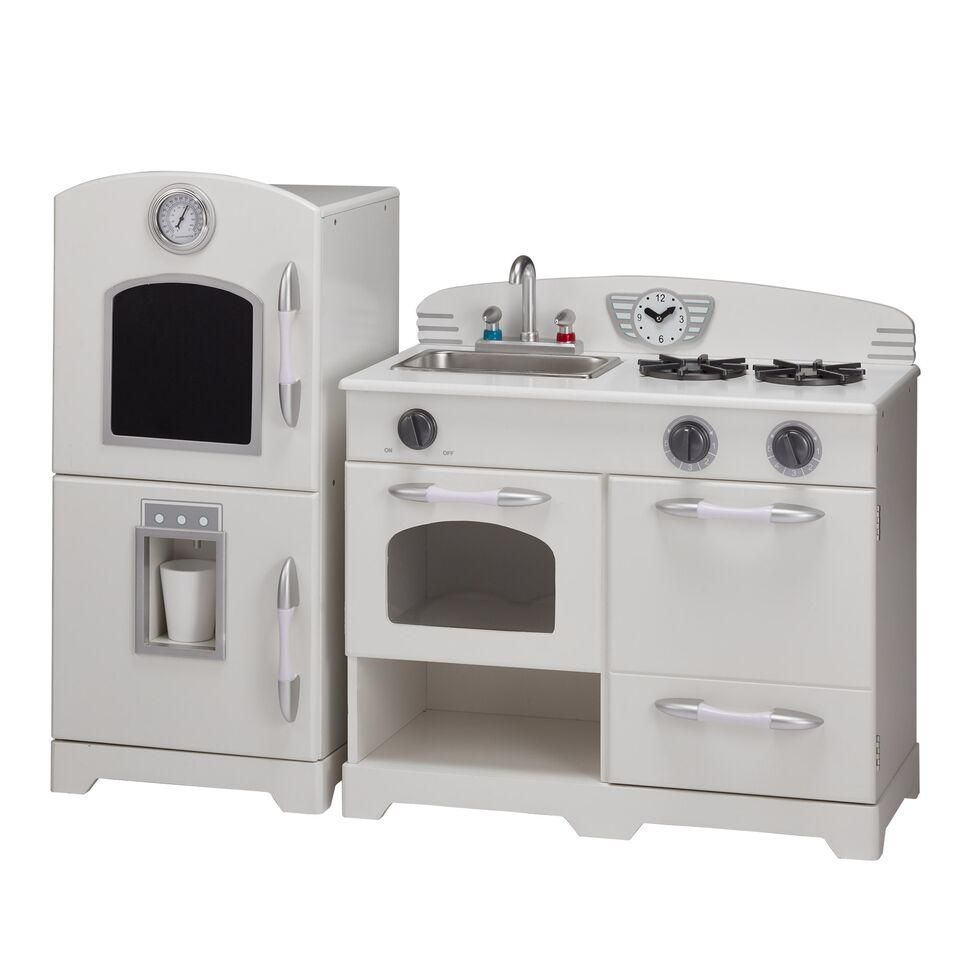 Retro Play Kitchen Little Chef Fairfield - White   Pinterest   Retro ...
