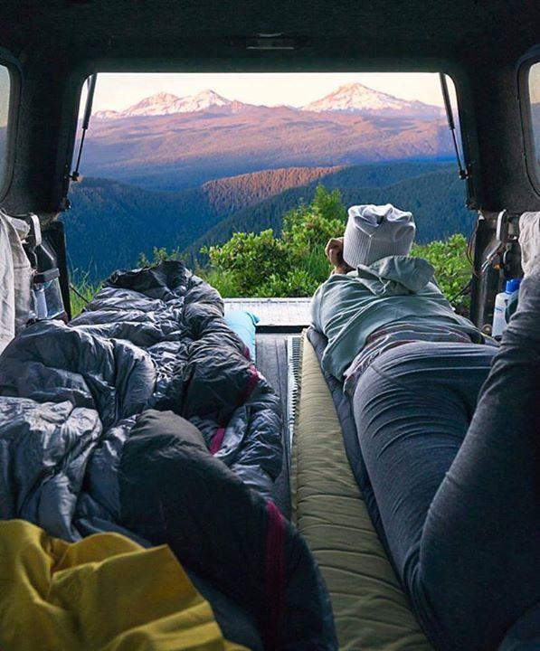 Camping, Jeep Camping