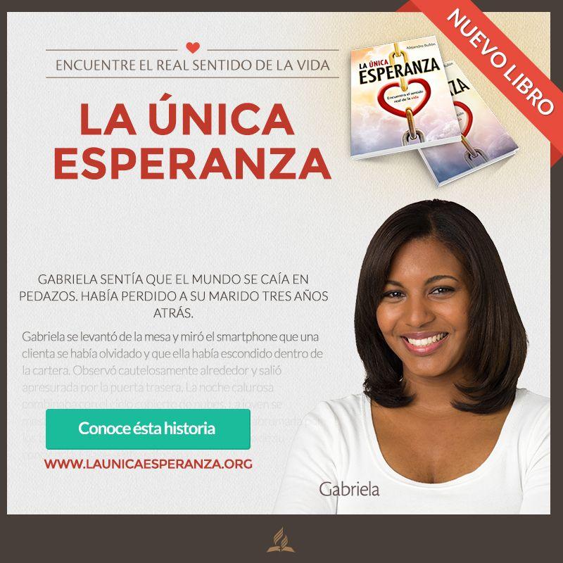 Ella encontró #launicaesperanza comparte para que más personas la encuentren en http://launicaesperanza.org