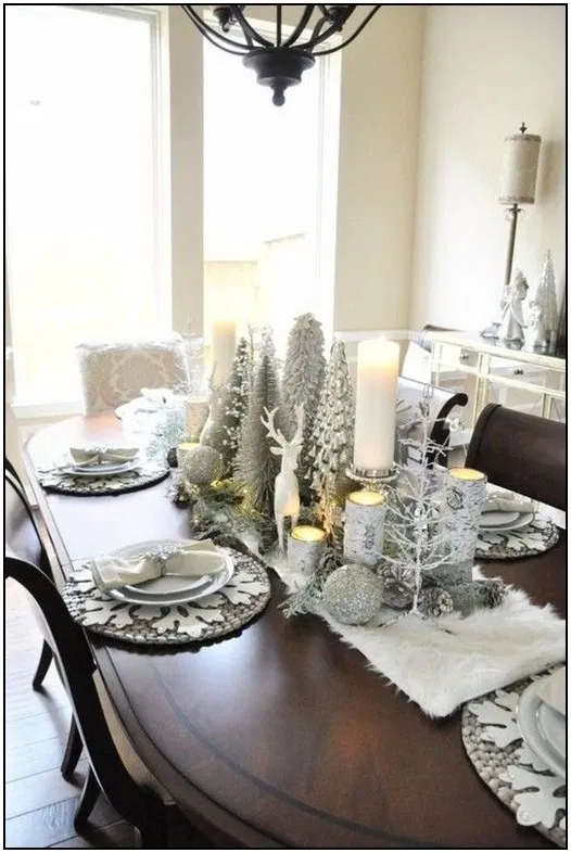 85 Trendy Cozy Holiday Decorating Ideas Page 41 Pointsave Net