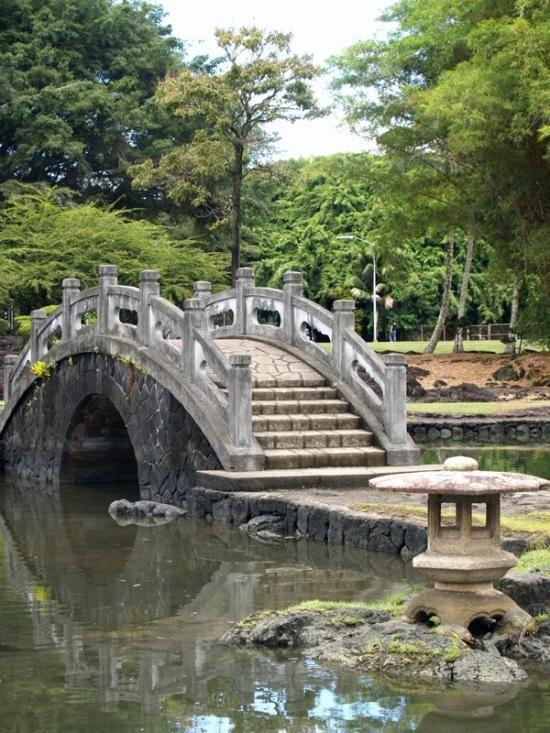 Lili'uokalani Gardens - Hilo
