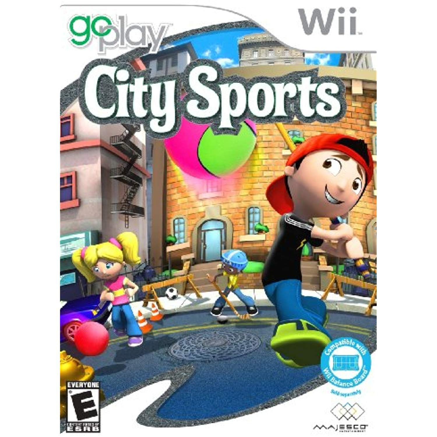 Go Play City Sports Nintendo Wii * Check out the image