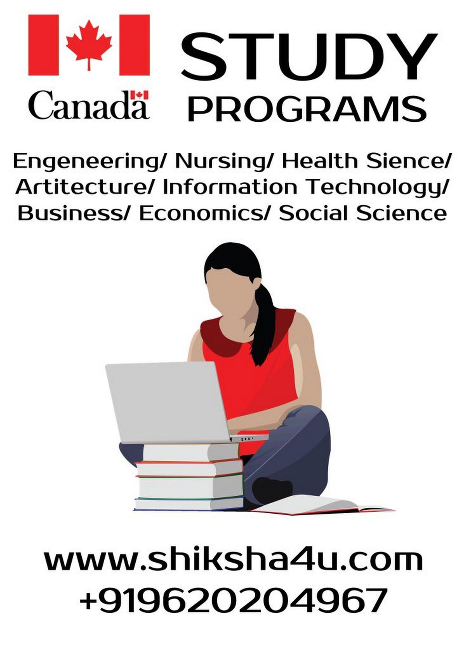 Study in Canada Educational consultant