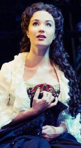 Top 11 Best Christine Daae Sierra boggess, Opera and Broadway - sierra boggess resume