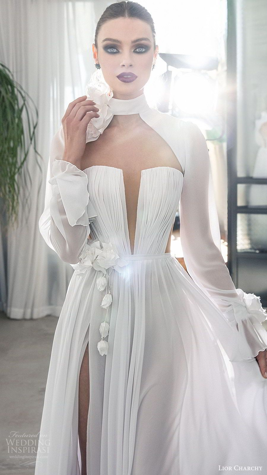 Gorgeous Lior Charchy Wedding Dresses — You Can Get Your Hands On Now | Wedding Inspirasi