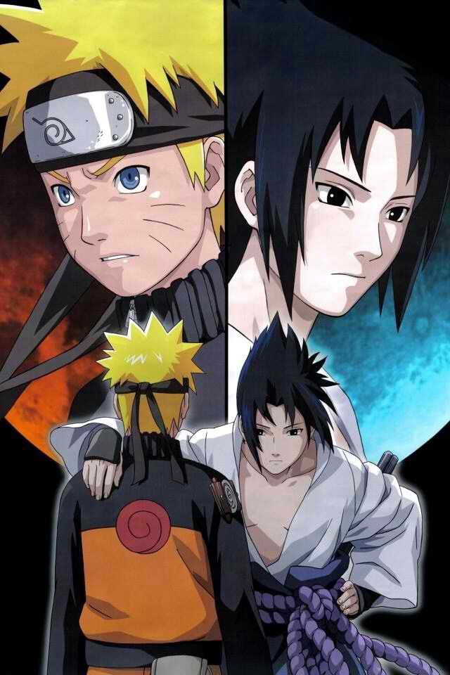 Naruto Wallpapers For IPhone Plus