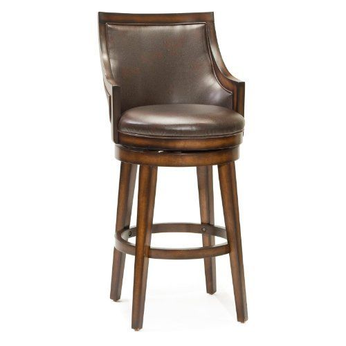 Hillsdale Furniture Lyman Swivel Counter Stool By