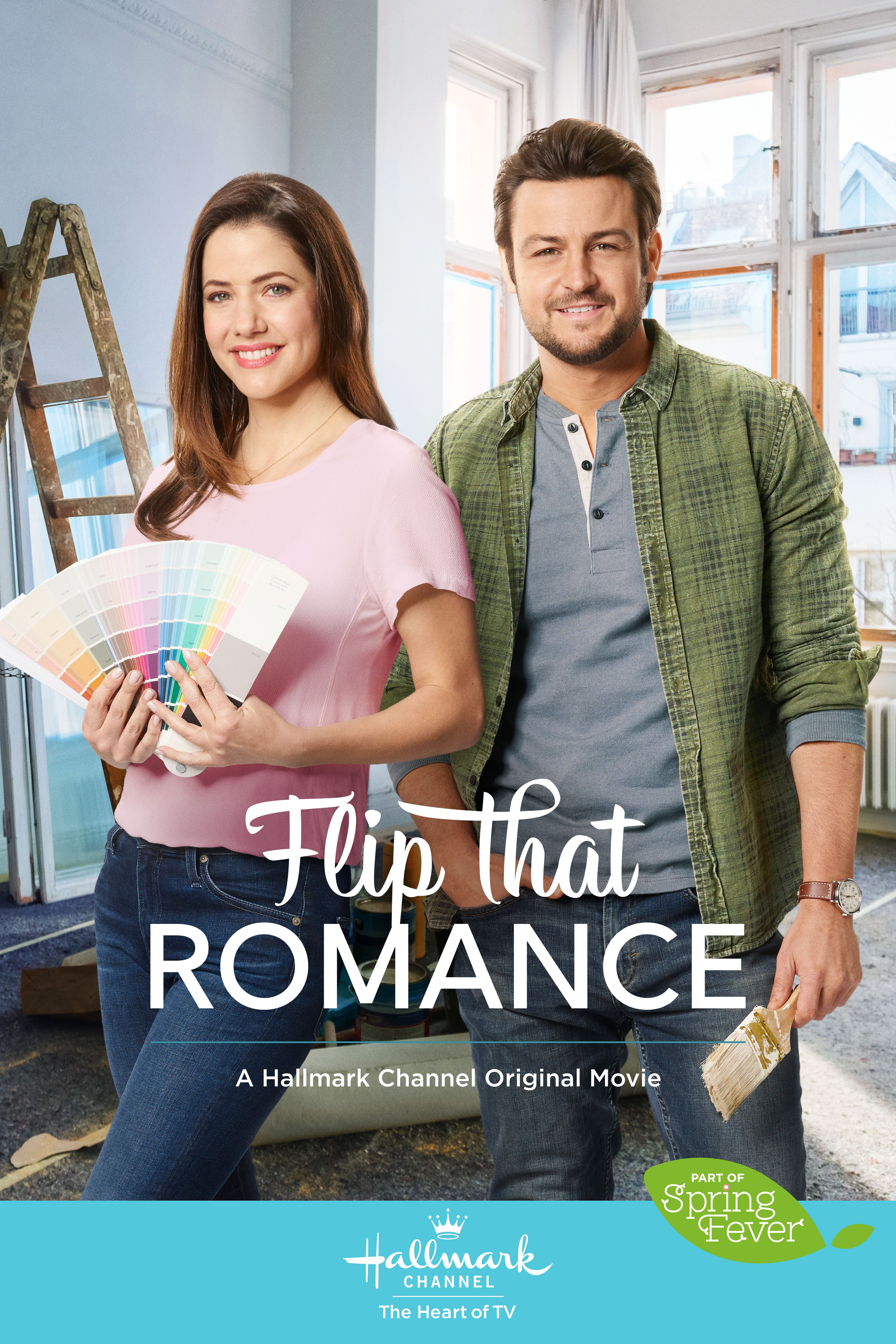 Can You Get Hallmark Channel On Hulu Flip That Romance Stars Julie Gonzalo And Tyler Hynes Who Renovate A Home Together Will They Flip For Christmas Movies On Tv Hallmark Movies Lifetime Movies