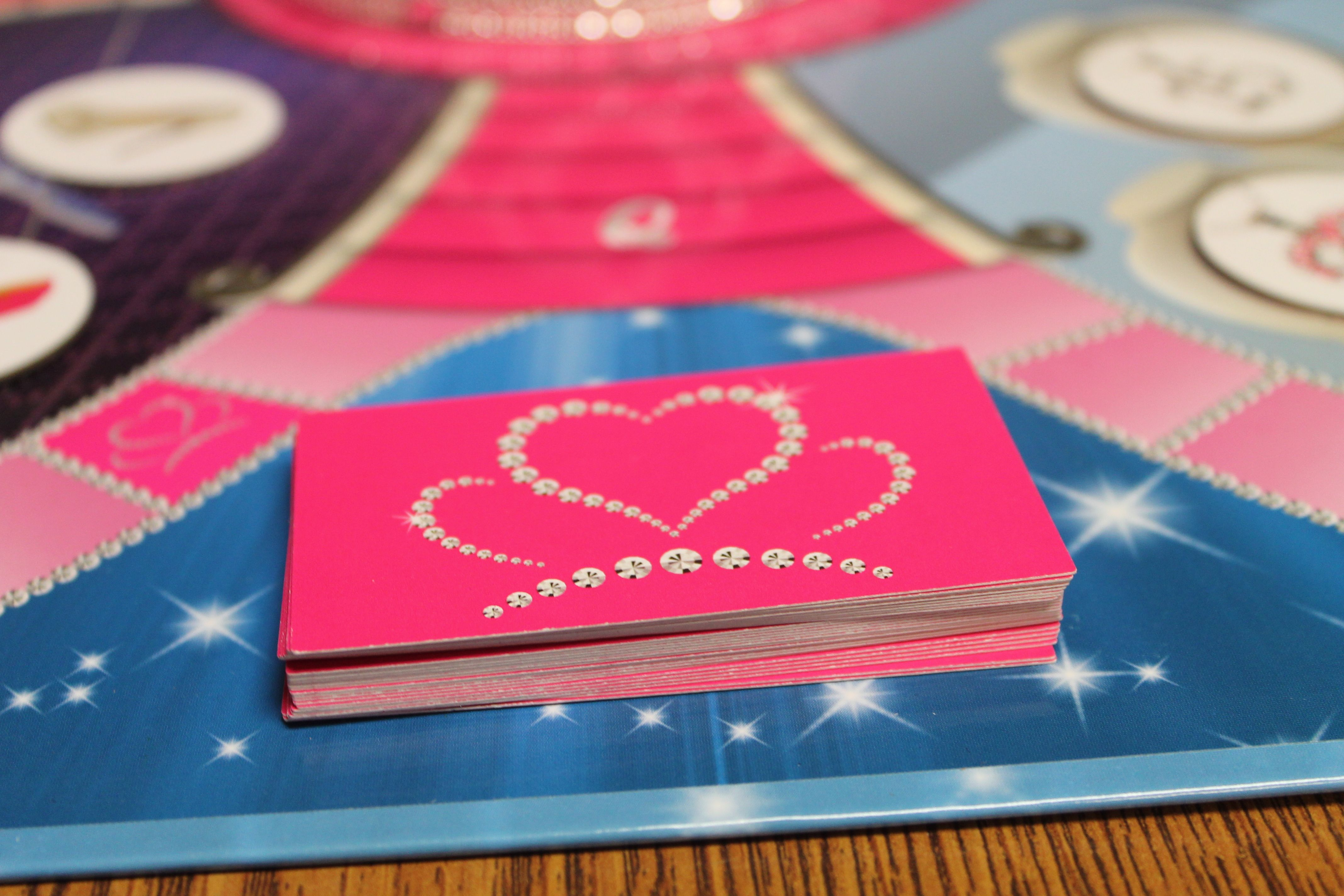 Tell-All Tiara Cards from My Quinceanera Countdown game | My ...