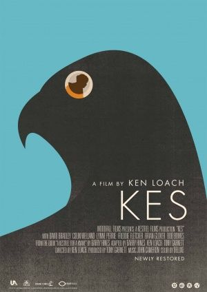 Dutch Poster for Kes (1969)