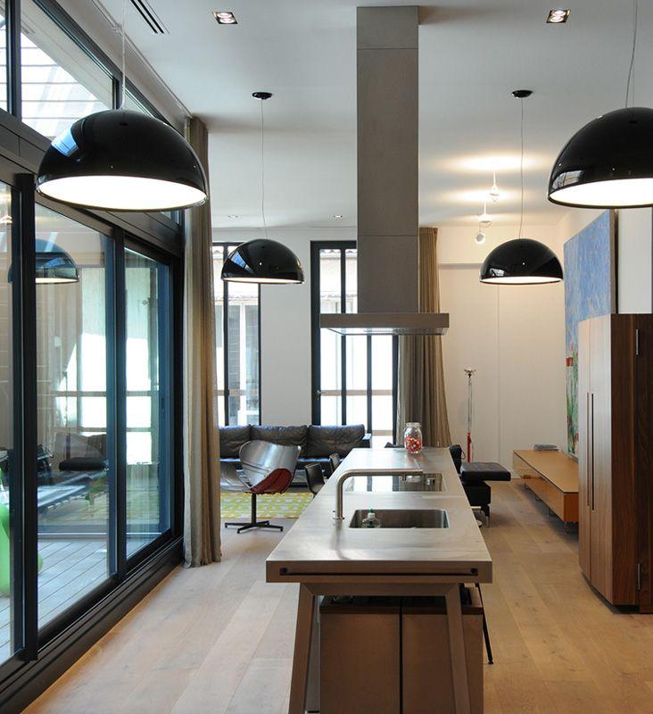 Loft à Bordeaux centre | Le magazine Ateliers Lofts & Associés ...