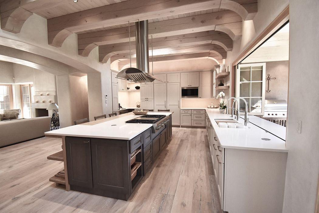 casa de lavanda santa fe nm 87501 mls 201804984 zillow santa fe wide plank white oak floors luxury homes pinterest