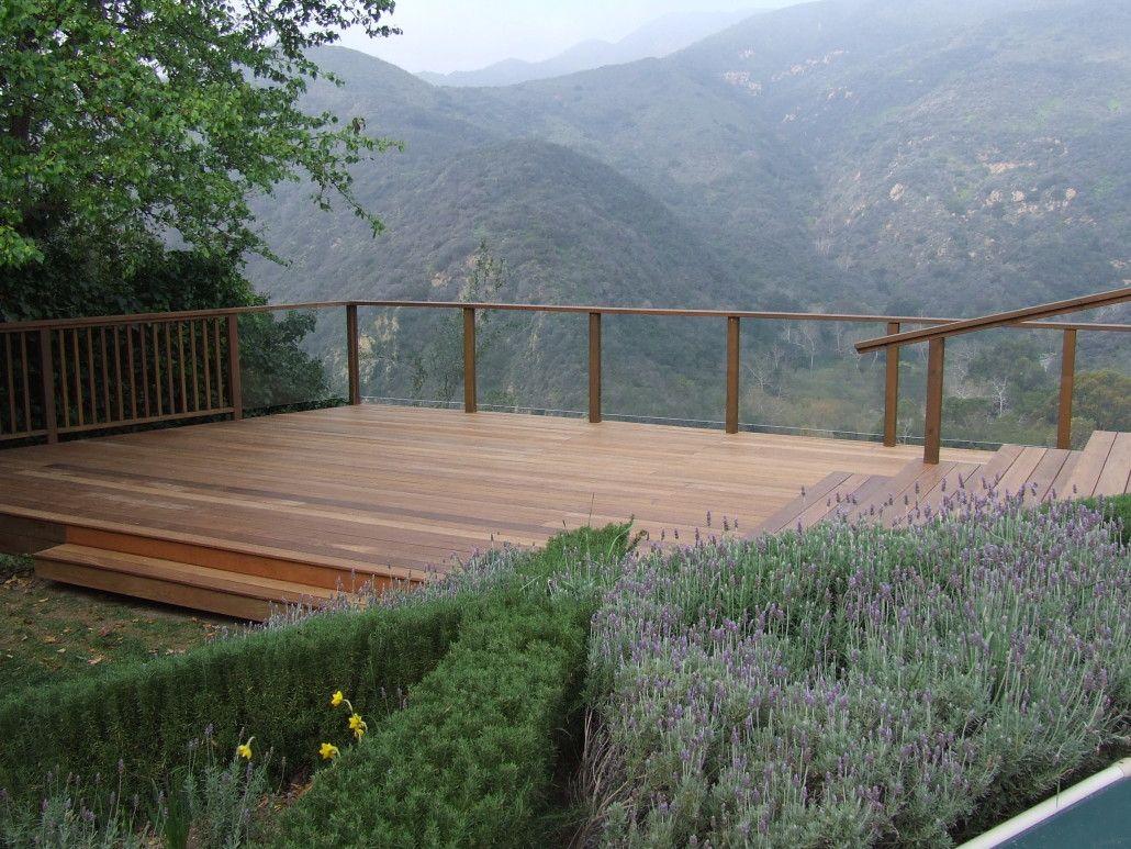 LA Decks | Hillside decks | outdoor in 2019 | Hillside ...