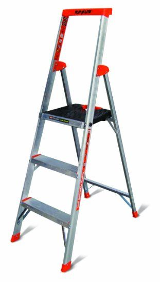 Flip N Lite 300 Pound Duty Rating Platform Stepladder 5 Foot Purchased On January 16 2015 By Little Giant Ladder Sy Little Giants Platform Ladder Ladder