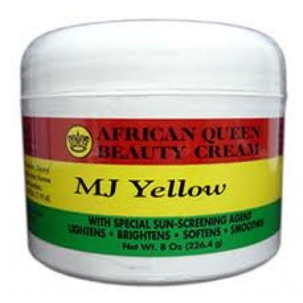African Queen Beauty Products African Queen Mj Cream