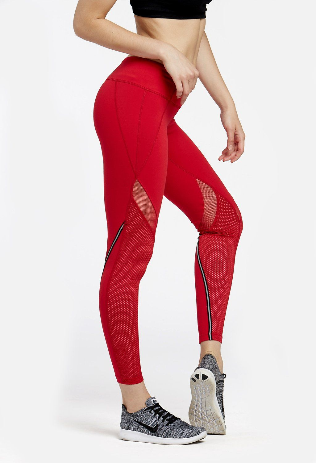 d37870fb7c68 Splits59 Women s Red Full length yoga tight.
