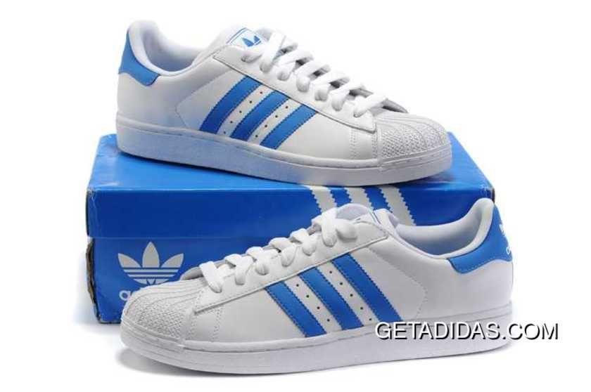 mens adidas superstar blue