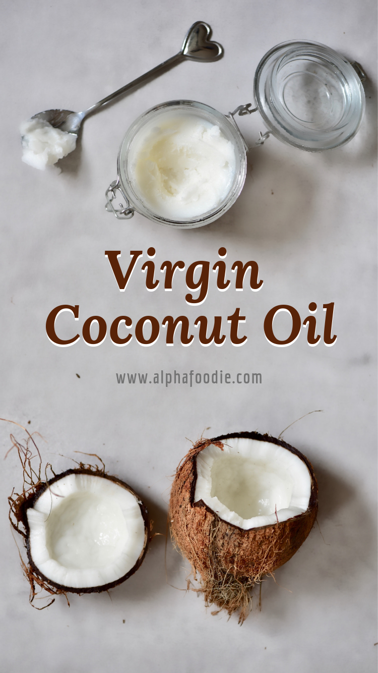 Homemade Virgin Coconut Oil