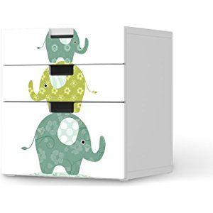 Möbeltattoo Für IKEA Stuva Kommode   3 Schubladen (Kombination 1) |  Kleinkind Möbel