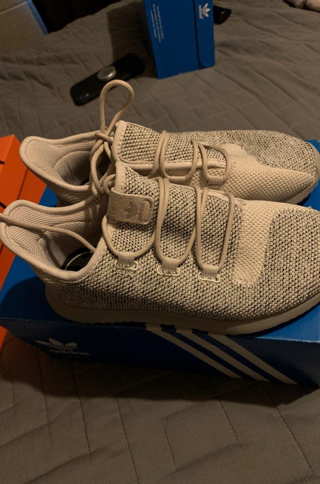 Adidas ortholite , oatmeal color , Kids
